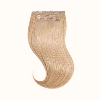 "Clips Blond Color 140 - Silver Line (22"" inch)"