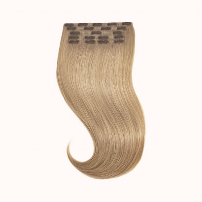 "Clips Blond Color 24 - Silver Line (22"" inch)"