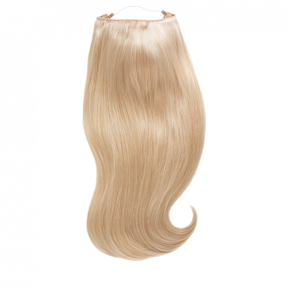"""Halo Blond Color 140 - Silver Line (22"""" inch)"""
