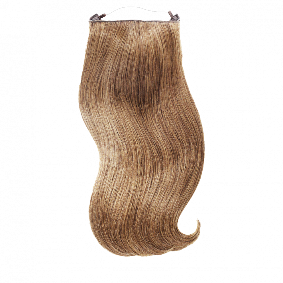 "Halo Light Brown Color 8H - Silver Line (22"" inch)"