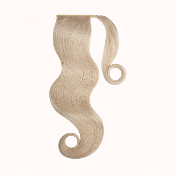 "Ponytail Blond Color 60C - Silver Line (22"" inch)"