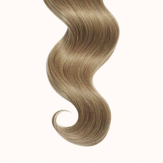 """Tapes Light Brown Color 12C - Silver Line (22"""" inch)"""