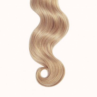 """Tapes Blond Color 24 - Silver Line (22"""" inch)"""