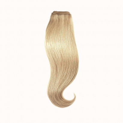 """Wefts Light Brown Color 12C - Silver Line (22"""" inch)"""