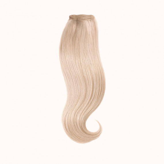 """Wefts Blond Color 140 - Silver Line (22"""" inch)"""