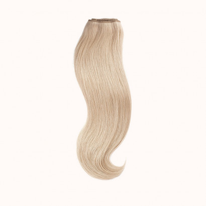 """Wefts Blond Color 24 - Silver Line (22"""" inch)"""
