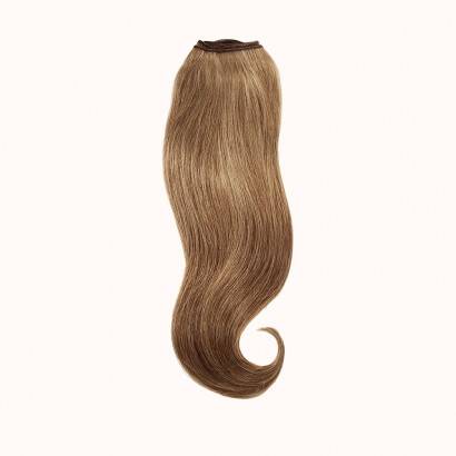 """Wefts Light Brown Color 8H - Silver Line (22"""" inch)"""