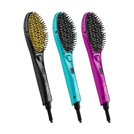 Ionic Hair Straightening Brush