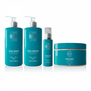 Ultimate Repair System Bundle 4 + Free Styling Cream