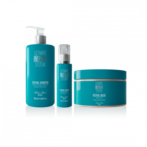 Ultimate Hair Repair System Bundle 3