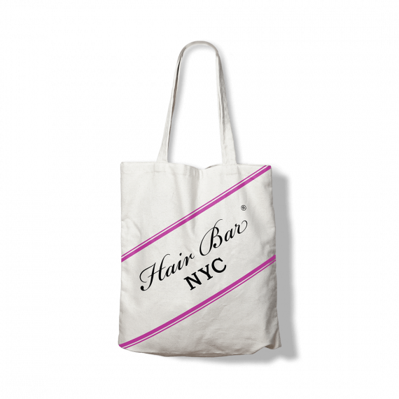 Hair Bar NYC Tote Bag