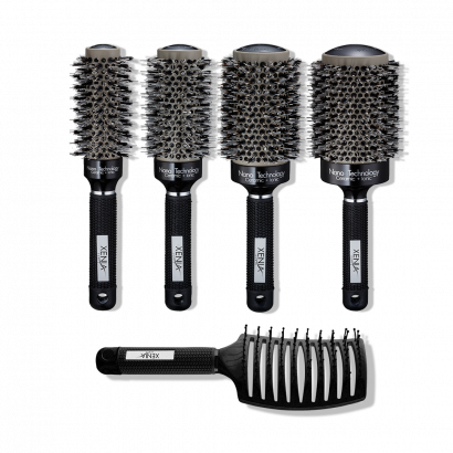 XP Styling Brush Kit (5pcs)