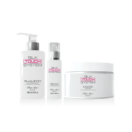 Silk Touch System Bundle 1 + Free Styling Cream