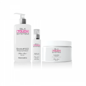 Silk Touch System Bundle 3 + Free Styling Cream