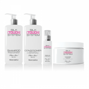 Silk Touch System Bundle 4 + Free Styling Cream